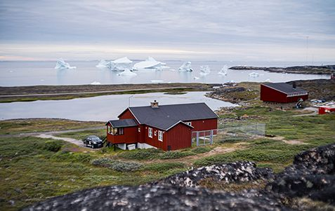 Why small things matter in Greenland