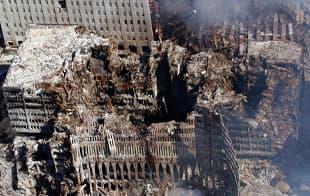 Twins Tower september 11 memorials