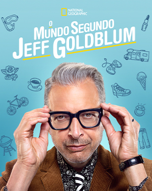 O MUNDO SEGUNDO JEFF GOLDBLUM