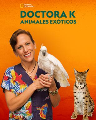 Dr. K. Exotic animals