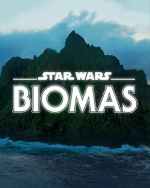 Star Wars Biomas