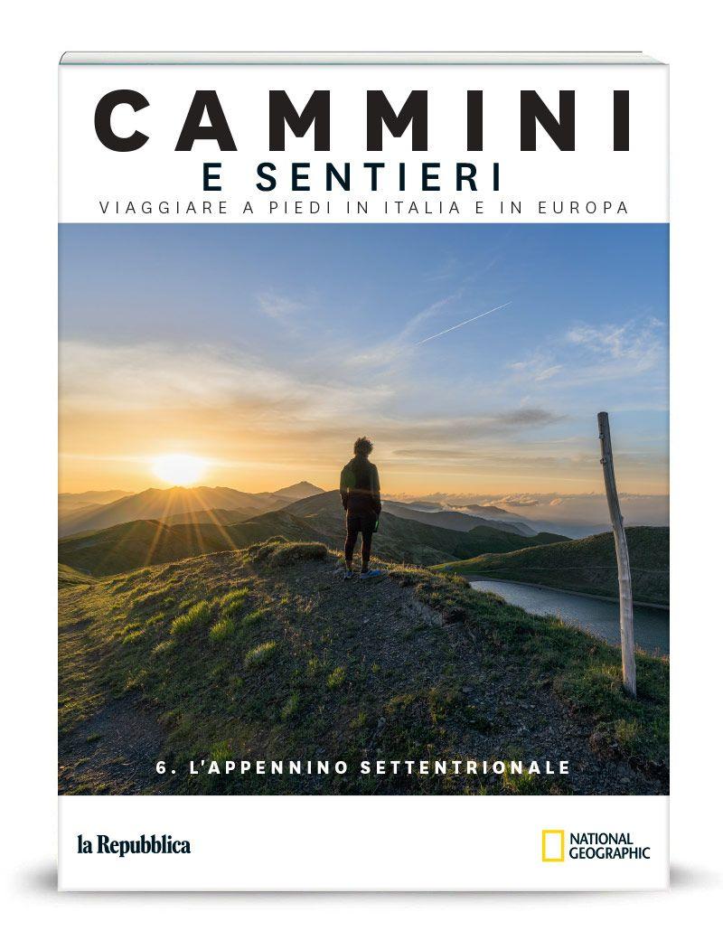 Vol.6 Dall'Appennino Ligure all'Appennino Tosco-Emiliano