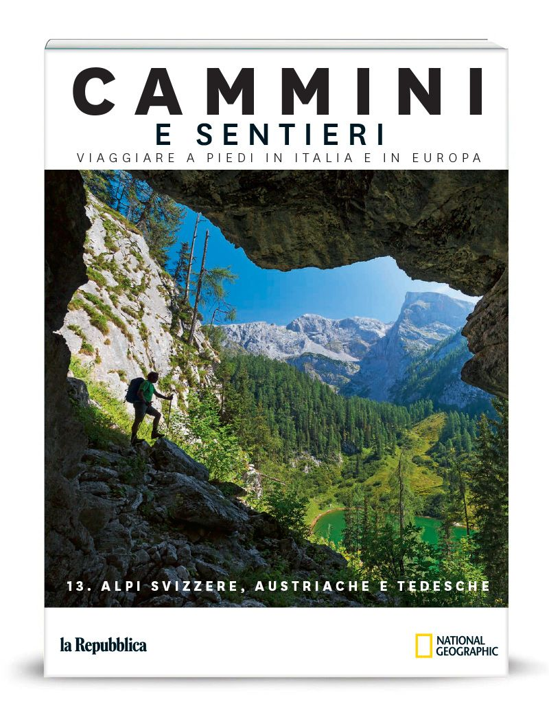 Vol.13: Alpi svizzere, austriache e tedesche