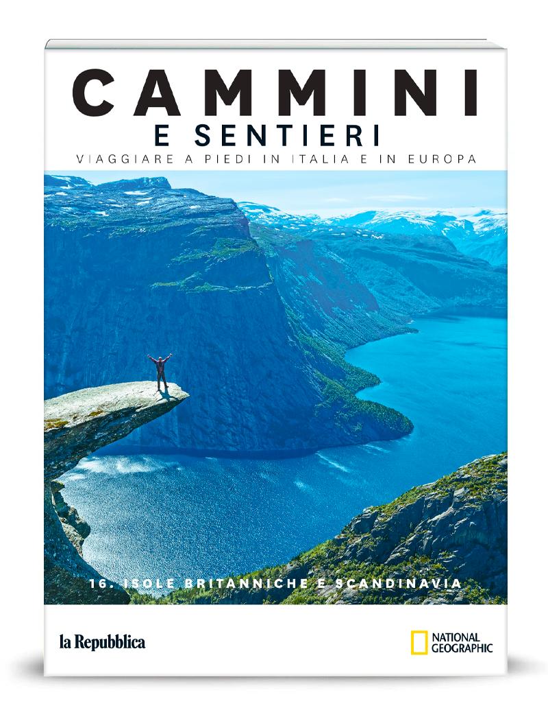 Vol.16:  Isole britanniche e Scandinavia