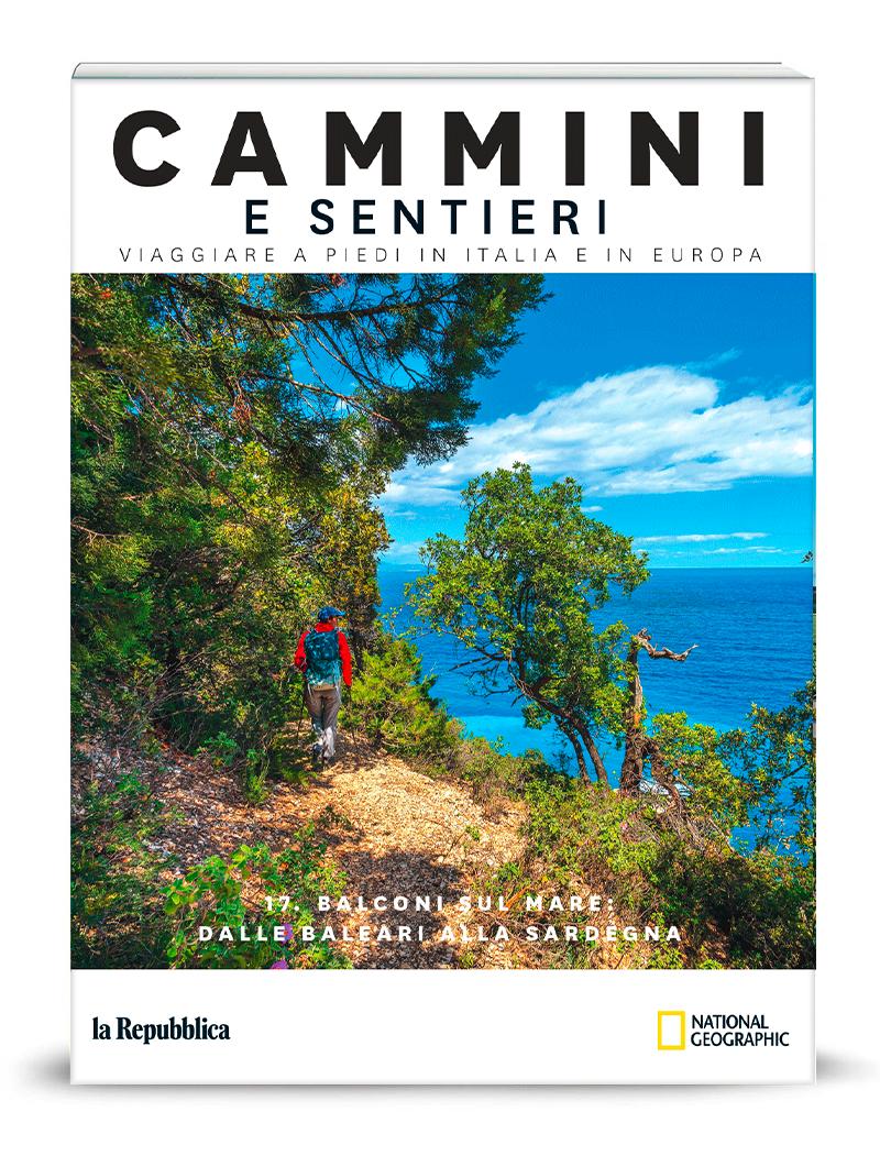 Vol.17: Balconi sul mare, dalle Baleari alla Sardegna