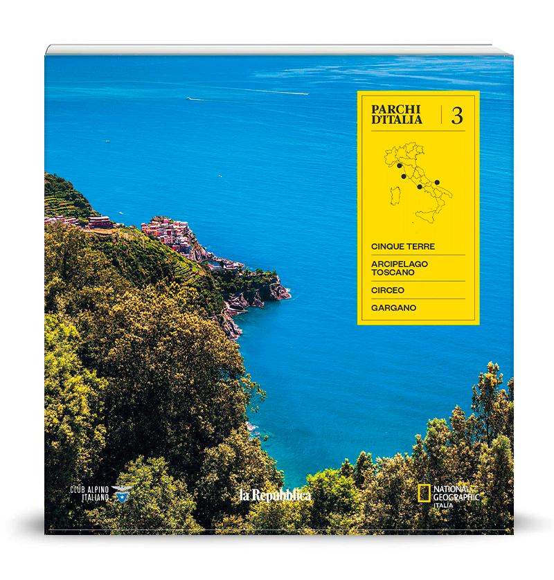 Vol.3: Cinque Terre, Arcipelago Toscano, Circeo, Gargano