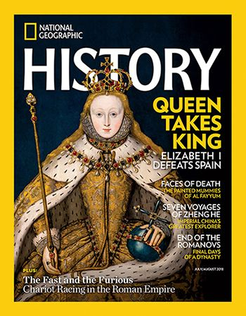 NG History Magazine